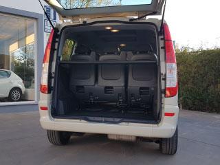 Alquiler de furgonetas de pasajeros en Cordoba 9 plazas de lujo